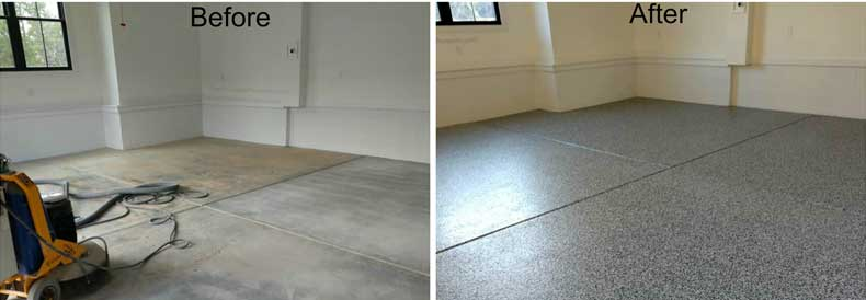 Benefits Of Using Garage Epoxy