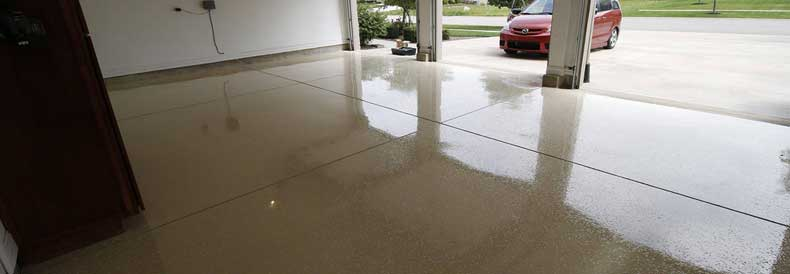 Garage Floor Epoxy. What To Expect