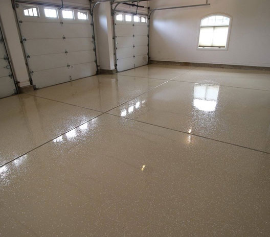 UPDATE YOUR TIRED CONCRETE FLOOR