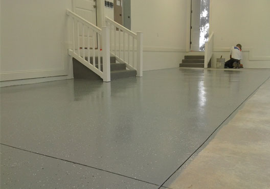 Garage Floor Coating Dallas Tx