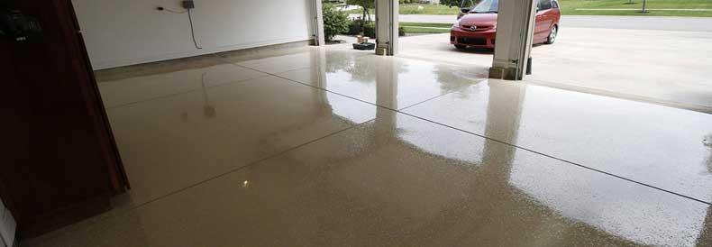 Garage Floor Epoxy. What To Expect