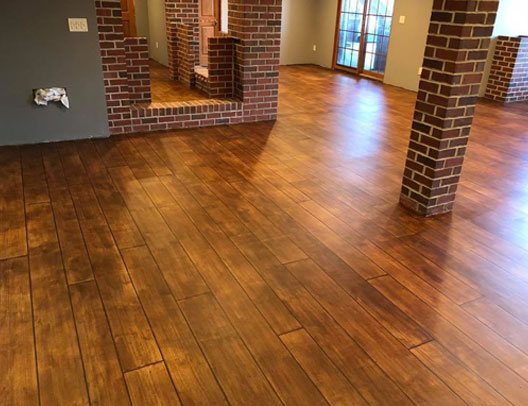 Rustic Wood Flooring Dallas