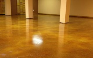Epoxy Floor Coating Contractors