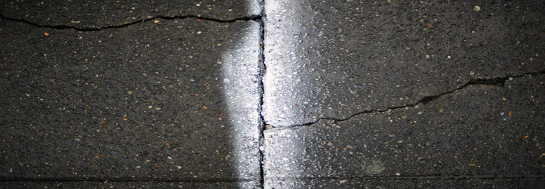What To Do About Cracked Concrete