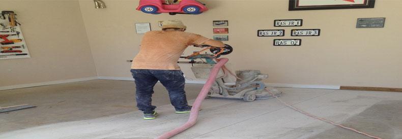 Prep For Concrete Resurfacing
